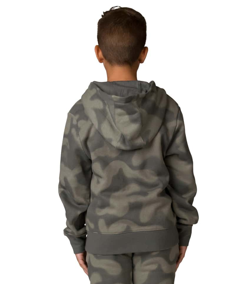 4089a6692cdc Jordan boys 8-20 Flight P51 Hoodie (Grey) - 954374-K5C