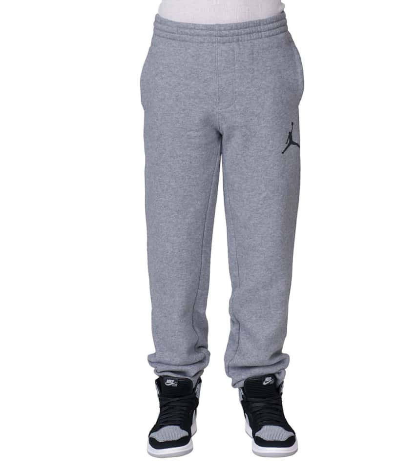 8c0ef59f3c89de Jordan Boys 8-20 Air Jordan Fleece Pant (Grey) - 954385-GEH