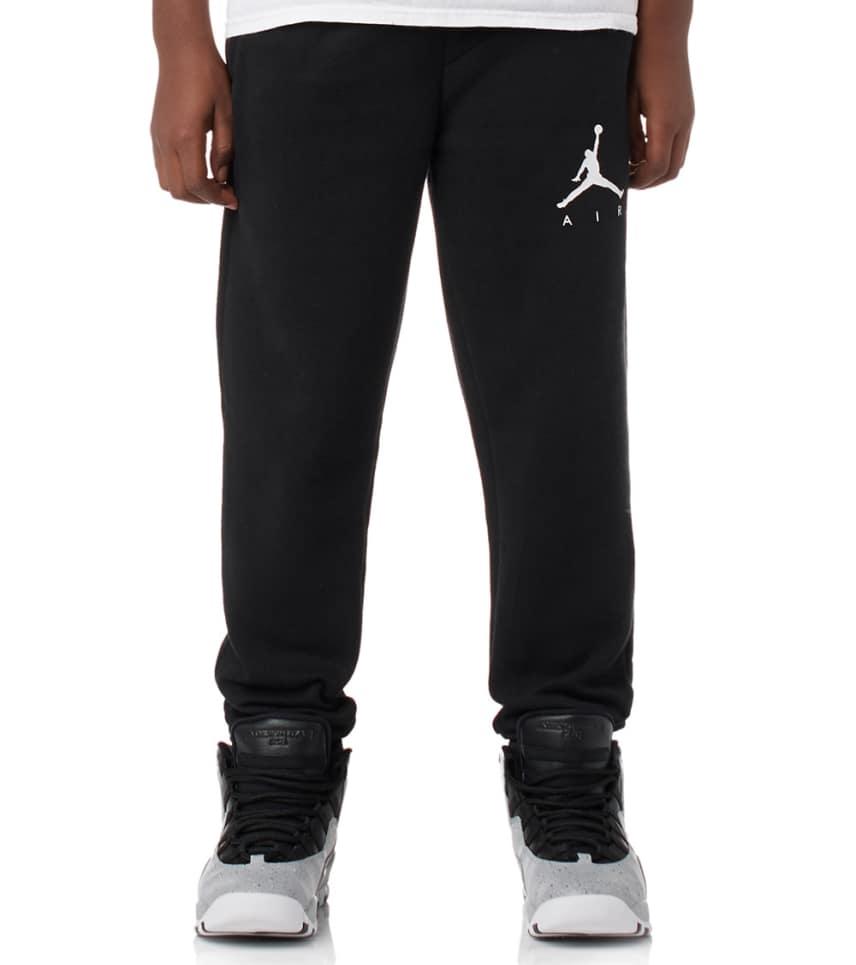f1579d038dd Jordan BOYS 8-20 JUMPMAN FLEECE PANT (Black) - 955215-023 | Jimmy Jazz
