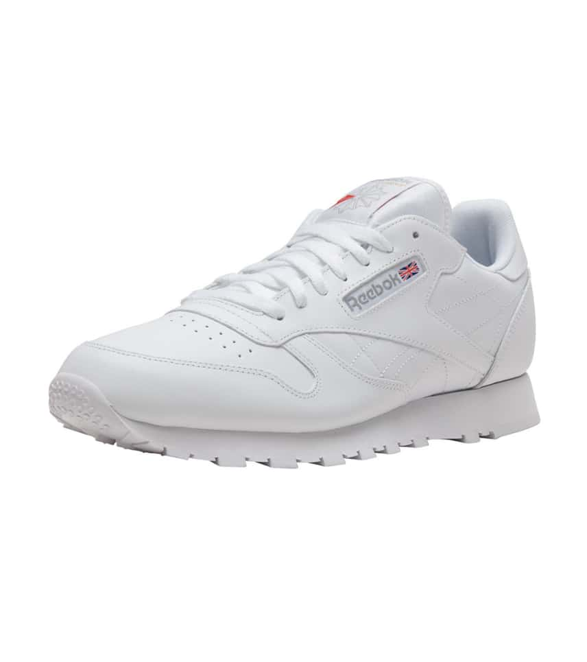 b6de00ee063b6 Reebok MENS Classic Learther White. Reebok - Sneakers - Classic Learther  Reebok - Sneakers - Classic Learther ...