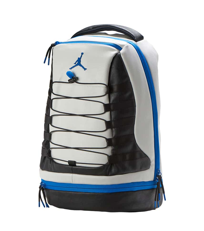 67faaf79242 Jordan Retro 10 Backpack (White) - 9A0037-263 | Jimmy Jazz