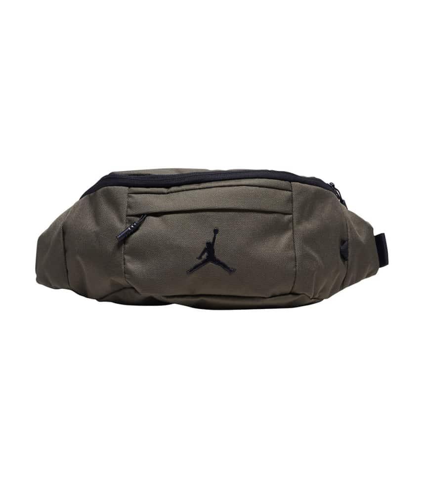 ddd6b344c30f JordanSling Bag.  34.99orig  40.00. COLOR  Dark Green