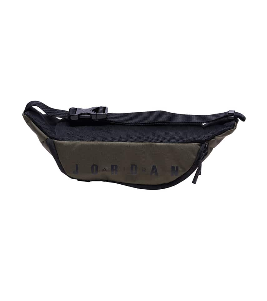 db50b0d8d1a6 Jordan Sling Bag (Dark Green) - 9A0092-X34