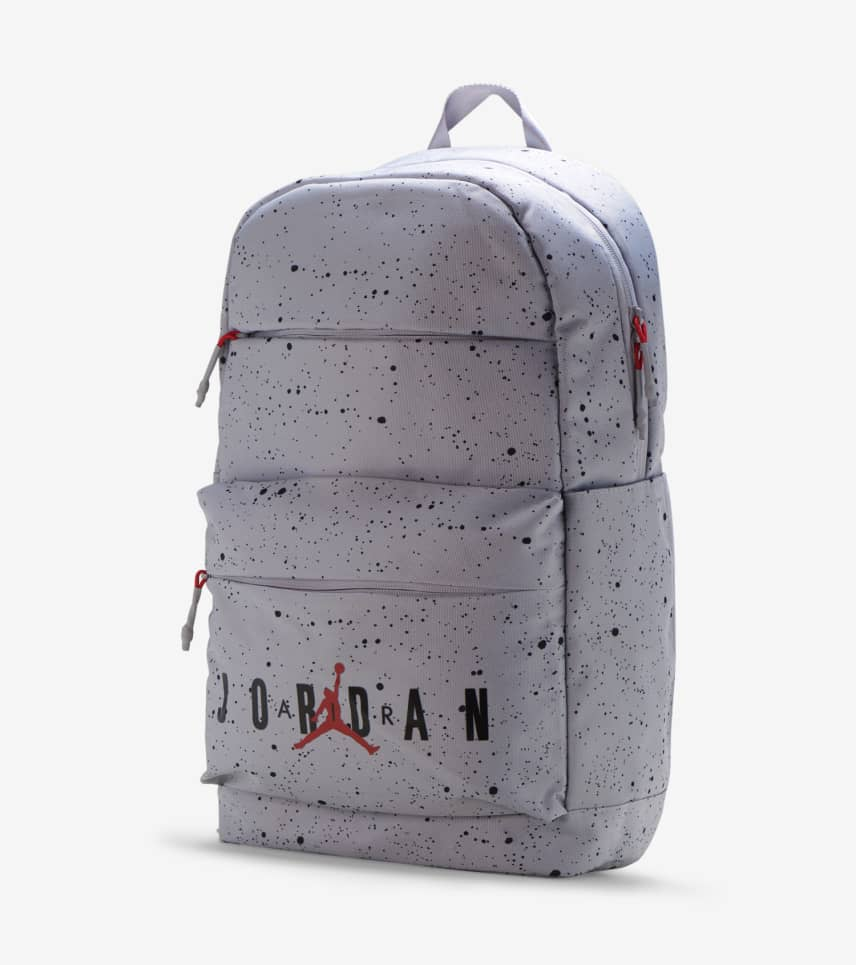 d7e42b250 Jordan Jordan Splatter Backpack (Grey) - 9A0144-G3A | Jimmy Jazz