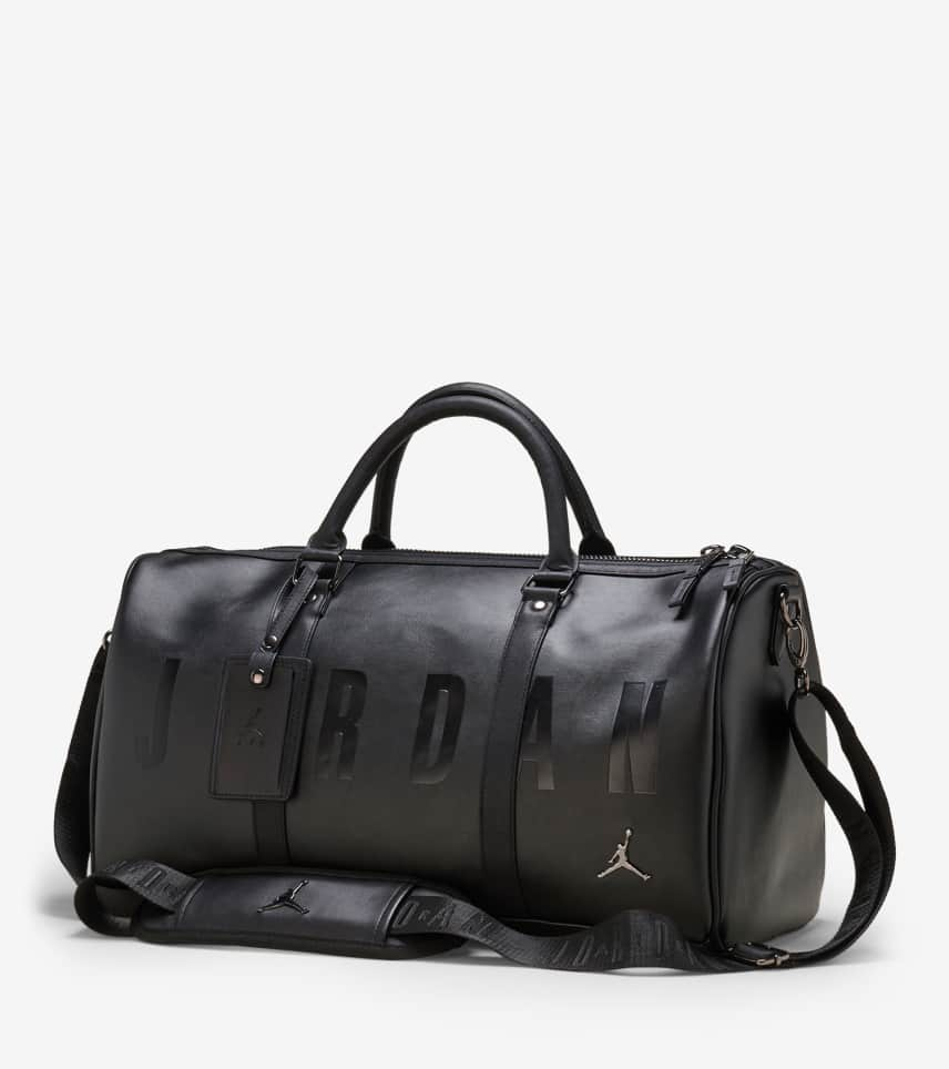5a076acf53f Jordan Jumpman Duffle Bag (Black) - 9A0165-023 | Jimmy Jazz