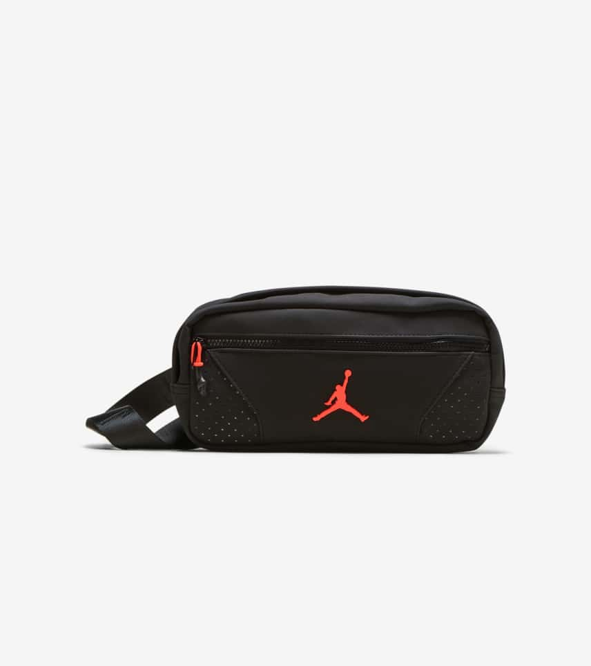 Jordan Retro 6 Crossbody Bag (Black) - 9A0230-KR6   Jimmy Jazz 9058147e0e