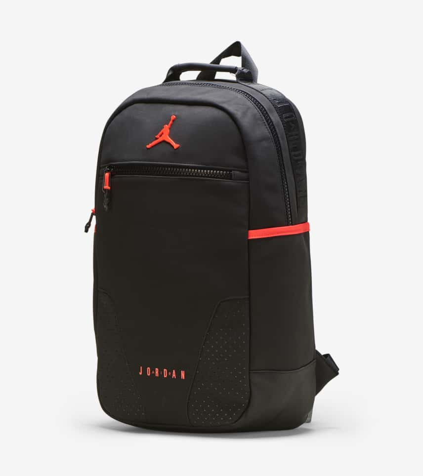 30b5e8675c8 Jordan Retro 6 Backpack (Black) - 9A0259-KR6   Jimmy Jazz