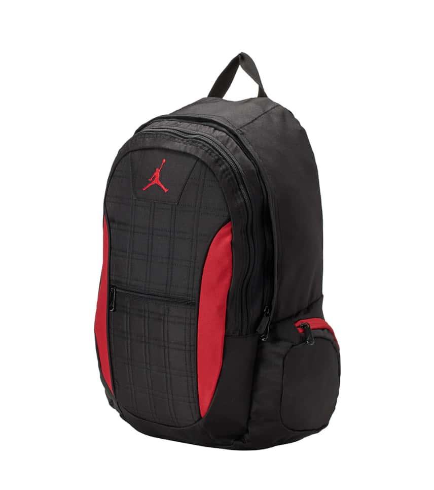 eac3576d21b Jordan Lockdown Backpack (Black) - 9A1137-391