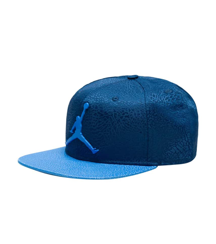 c2c9bc75855 Jordan ELE ELITE SNAPBACK CAP (Blue) - 9A1623-U41 | Jimmy Jazz