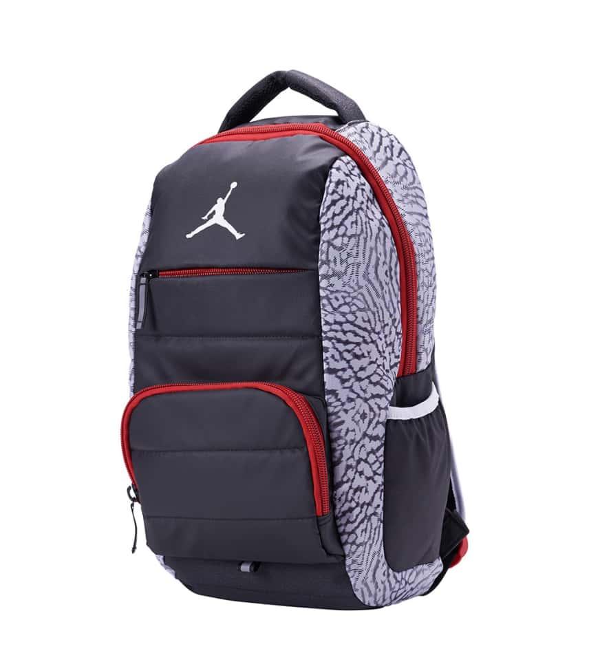 4cae0f8ece Jordan All World Backpack (Grey) - 9A1640-176 | Jimmy Jazz