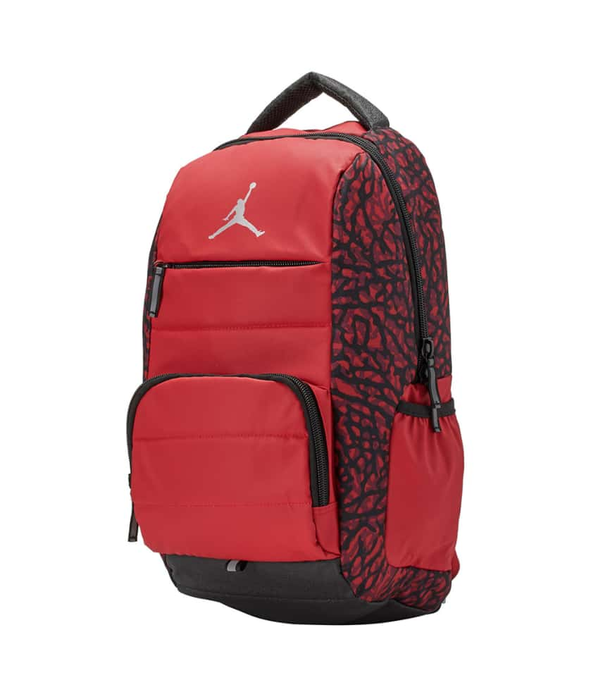 Jordan All World Backpack (Red) - 9A1640-R78