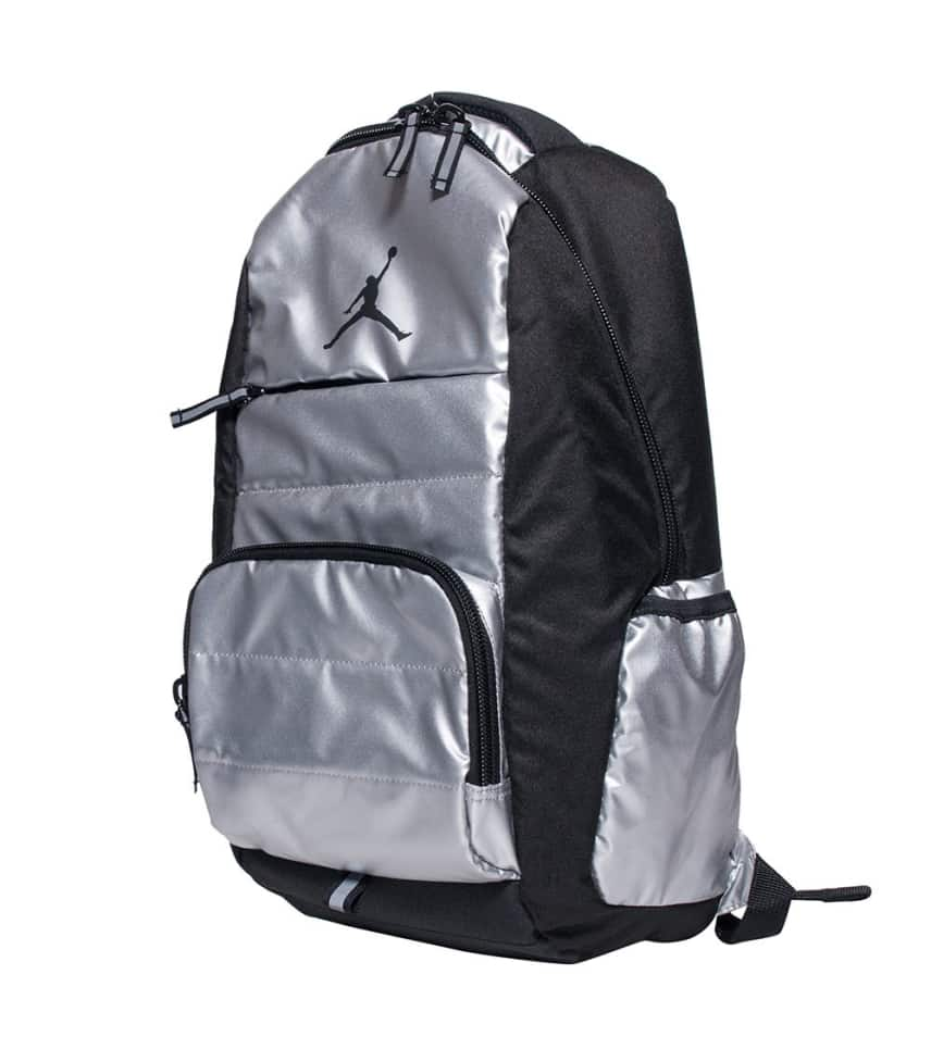 Jordan ALL WORLD BACKPACK (Silver) - 9A1640