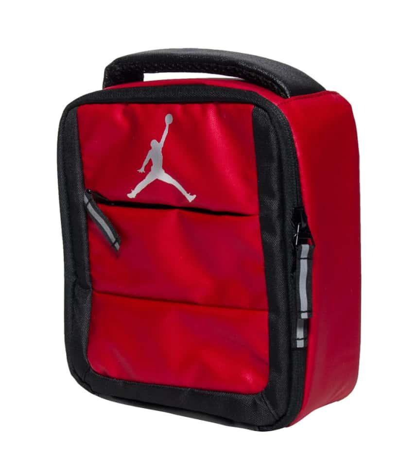 b45dfe85d27b Jordan ALL WORLD LUNCH BAG (Red) - 9A1728