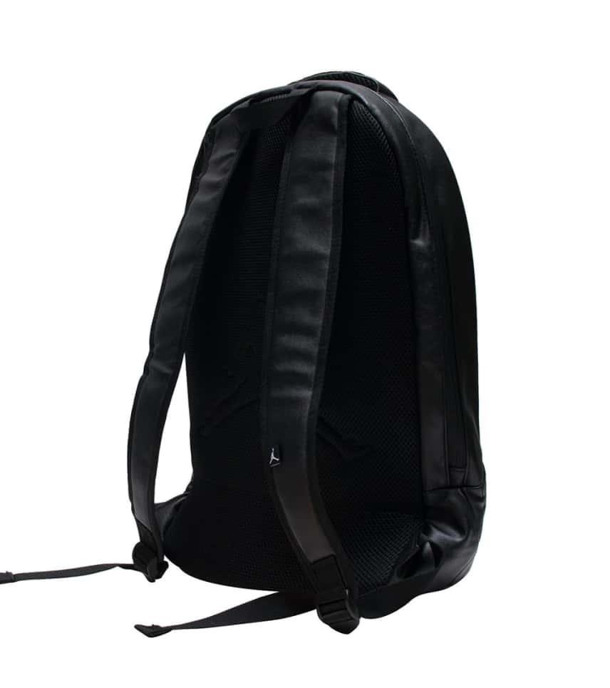 cbb40e3eeb3 Jordan Retro 12 Backpack (Black) - 9A1773-429   Jimmy Jazz