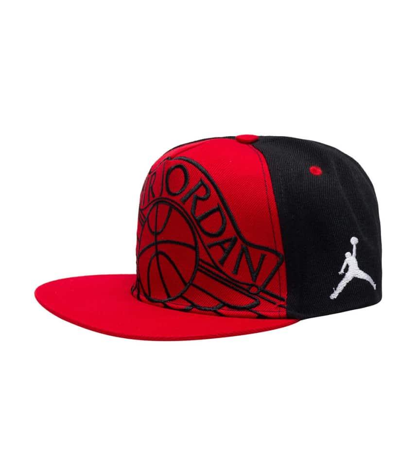 Jordan Jordan Wings Snapback Cap (Red) - 9A1780-R78  3377703ee8b