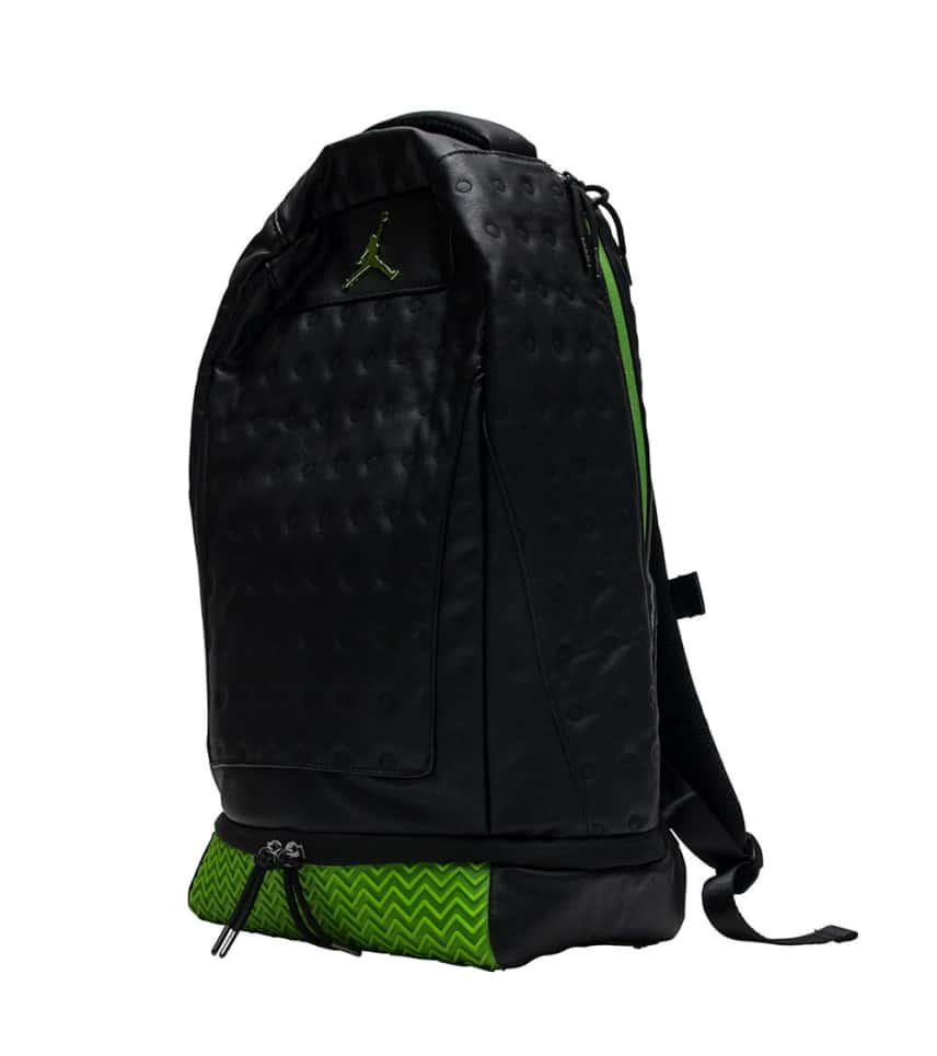 846aab7c314 Jordan Retro 13 Backpack (Black) - 9A1898-171   Jimmy Jazz