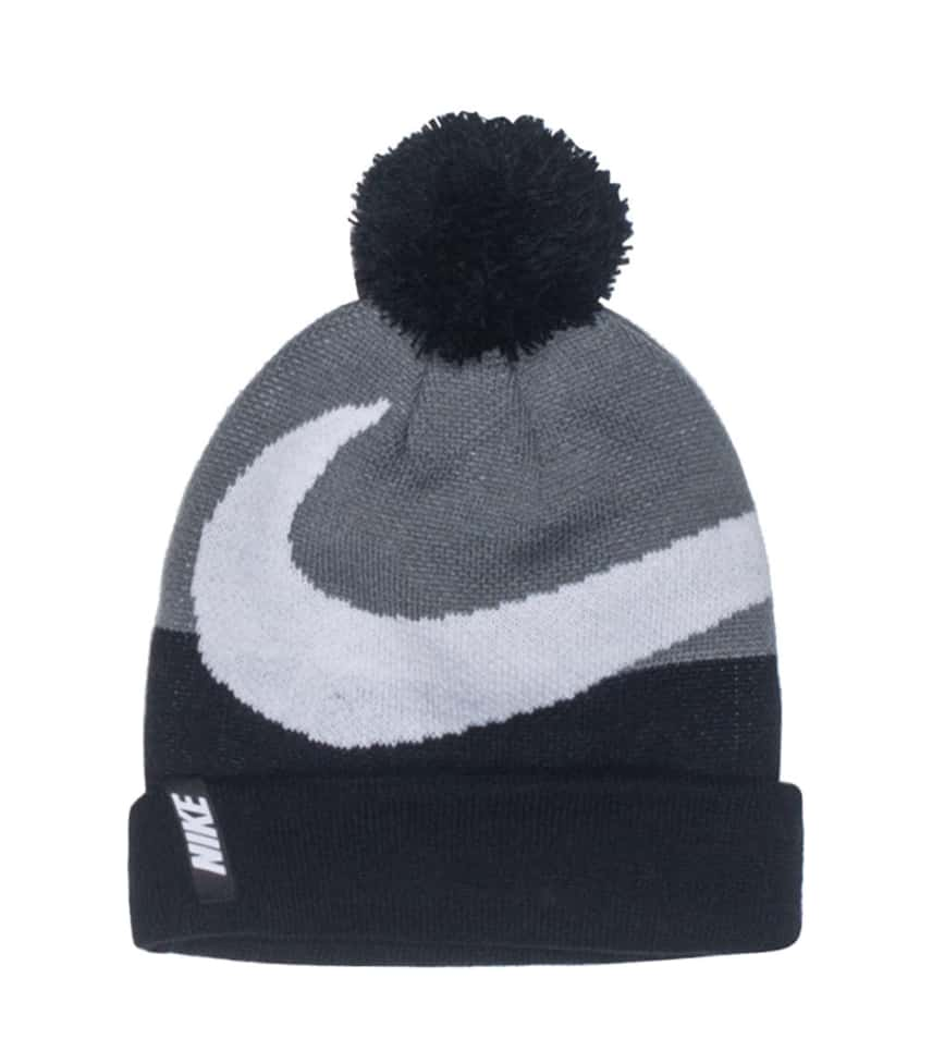 buy popular b204a df971 NIKE SWOOSH POM BEANIE