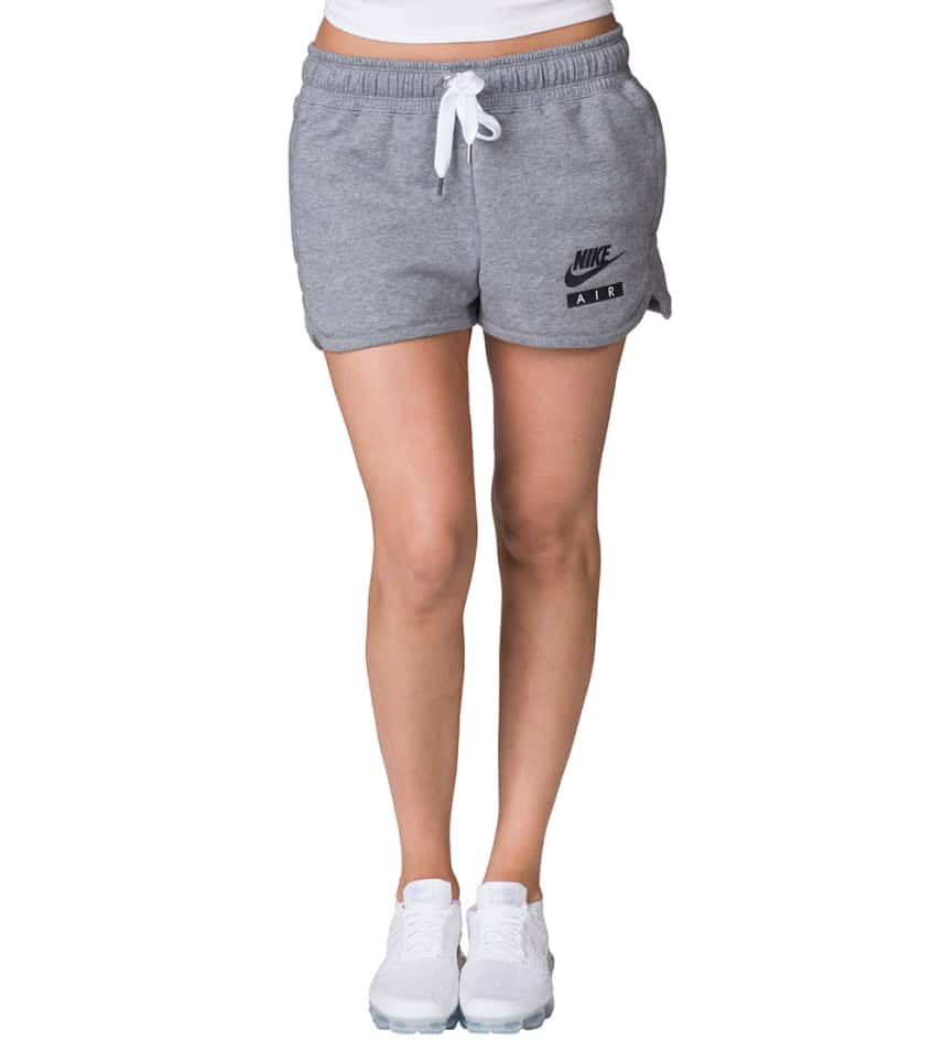 b93d9465f66a Nike Nike Air French Terry Short (Grey) - AA1180-091