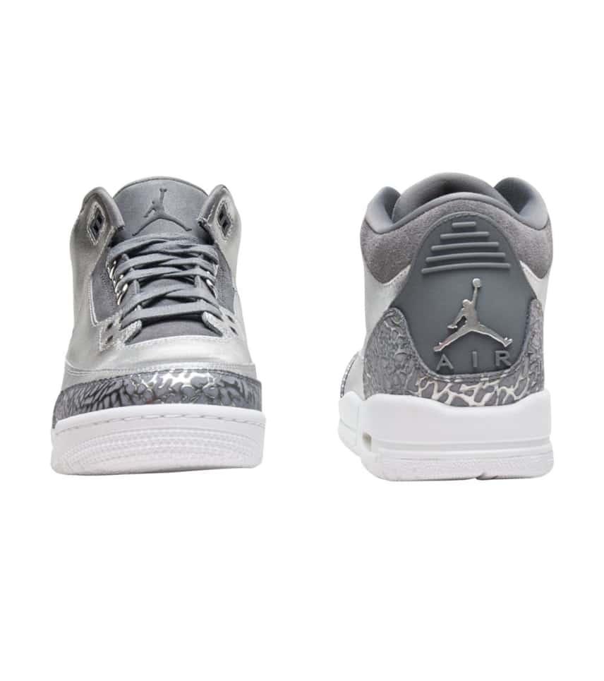 Jordan Retro 3 Premium Hc (Silver) - AA1243-020  b77c01aa3