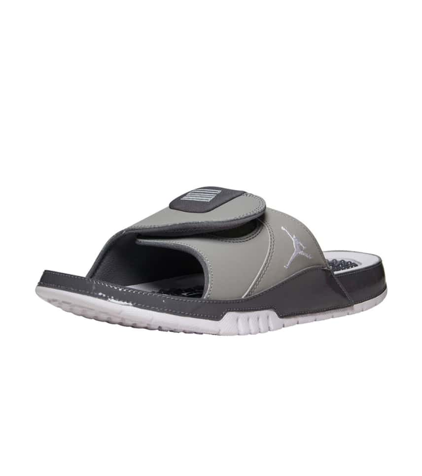 510009558ba6bb Jordan Hydro Retro XI Slide (Grey) - AA1336-004
