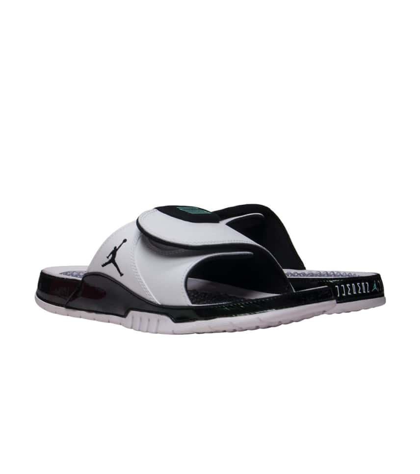 913895d39a9c Jordan Hydro Retro XI Slide (White) - AA1336-117