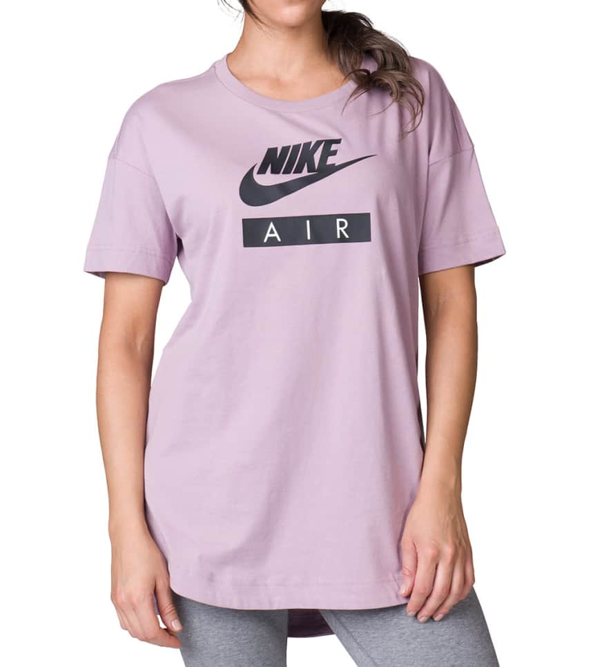 Nike Nike Air Elongated Tee (Dark Purple) - AA1720-694  bbfaf7d595