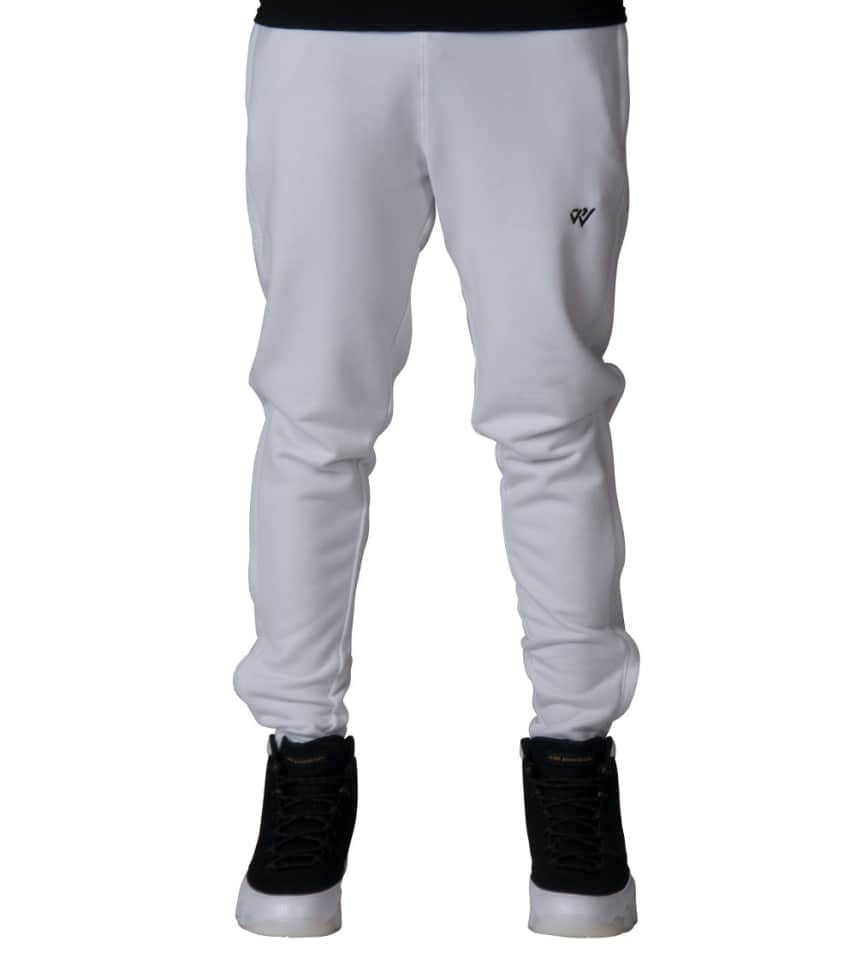 b8513f3cd64d Jordan RW X JSW Fleece Pant (White) - AA2223-121