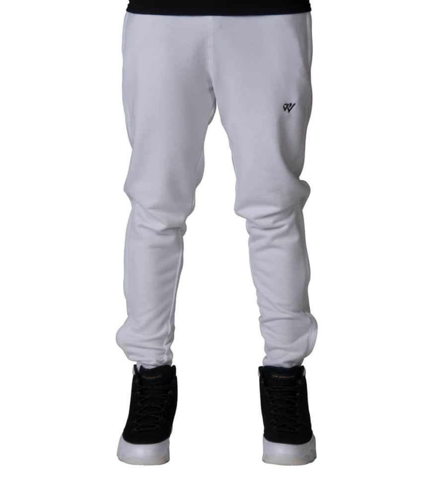 30c89f80341fb1 Jordan RW X JSW Fleece Pant (White) - AA2223-121