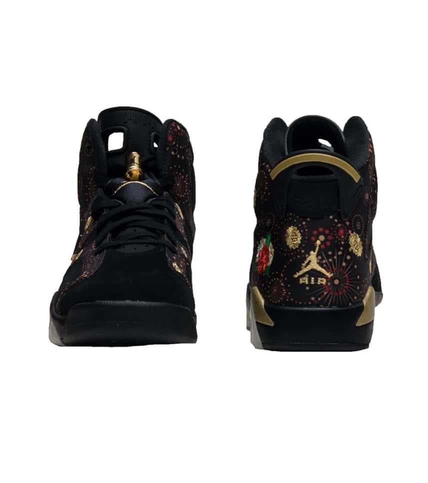 84ca41b8e7d9a2 Jordan RETRO 6 CNY QS (Black) - AA2495-021