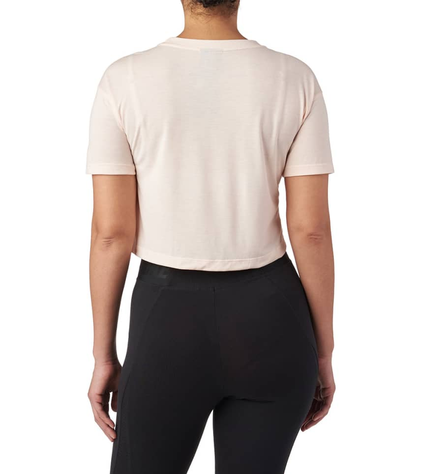 801368ae271 Nike NSW ESSNTL CROP TOP SS (Pink) - AA3144-838 | Jimmy Jazz