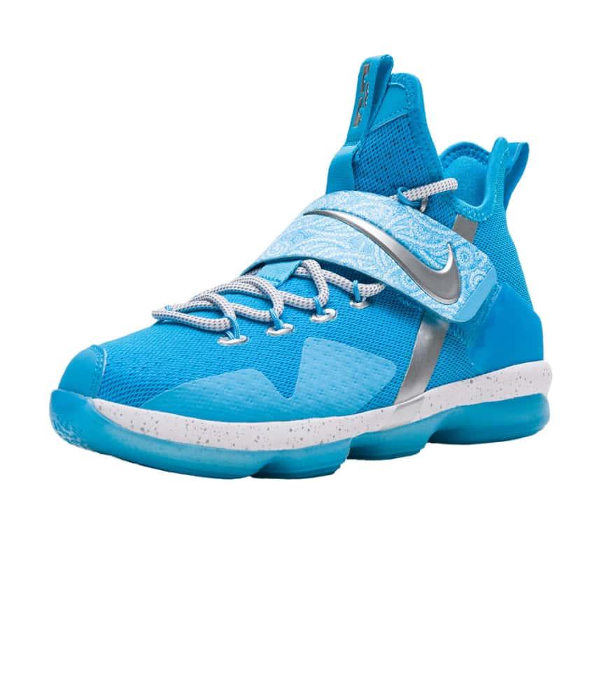 Nike Lebron XIV HWC (Medium Blue) - AA3258-404  f44c1d79514