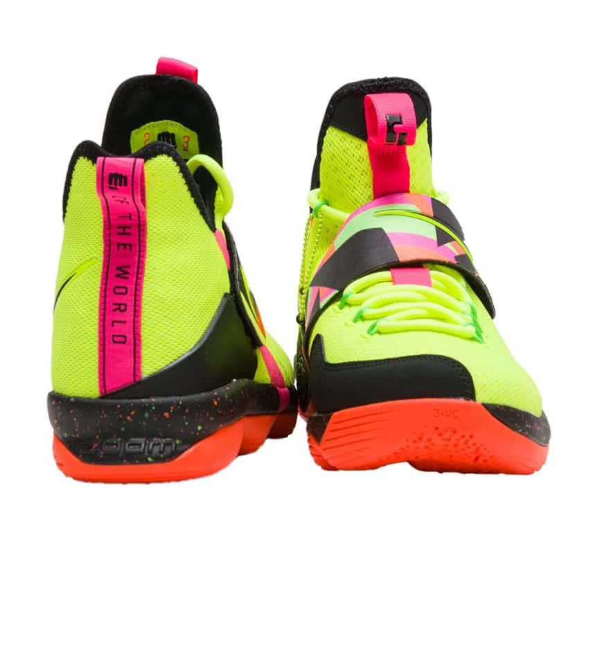 223693b1681 Nike Lebron XIV HWC (Medium Green) - AA3258-703