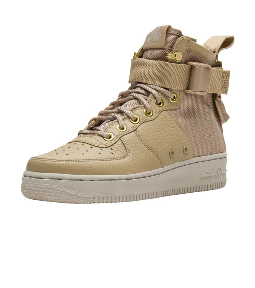 Nike SF AIR FORCE 1 MID (Beige-khaki) - AA3966-200  bc17e4f760