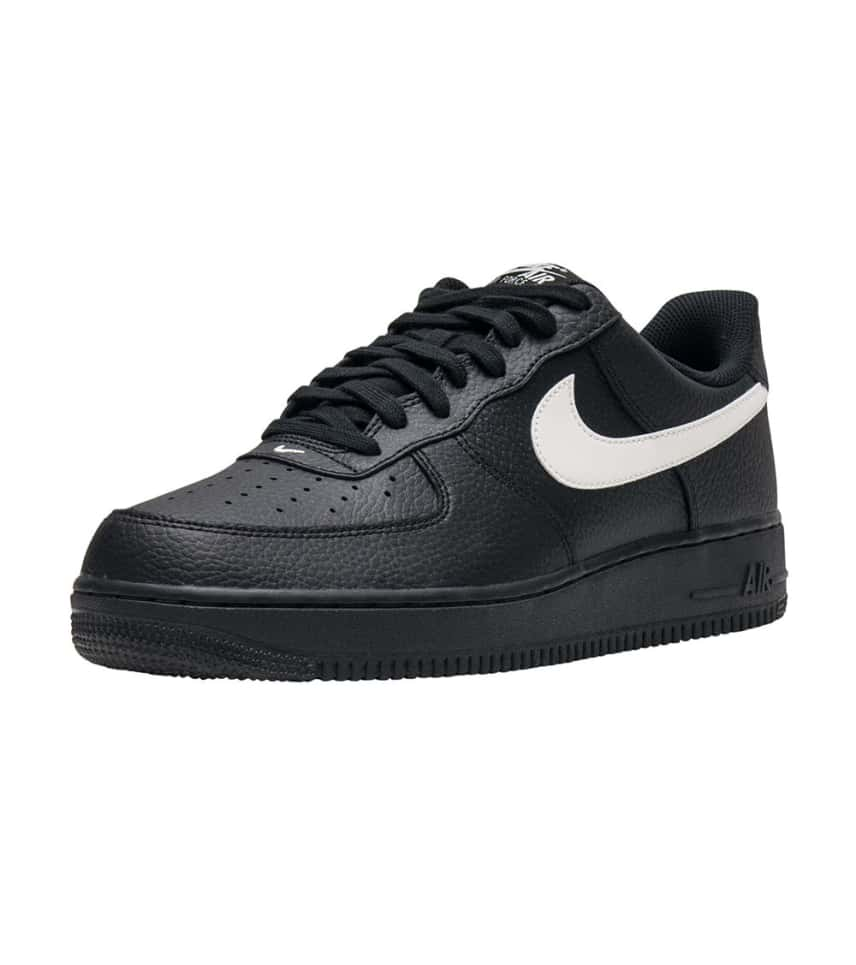 9f1fba7f5bea1 Nike Air Force 1 Low '07 (Black) - AA4083-001 | Jimmy Jazz