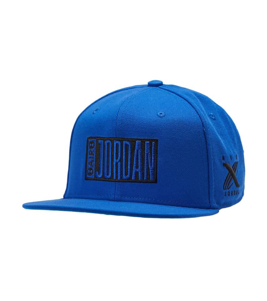 8ea509fdb9e Jordan Tinker Icon Snapback (Blue) - AA5746-428 | Jimmy Jazz