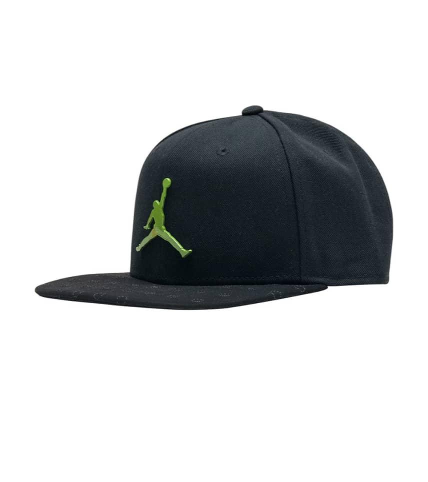 48c5a64017c Jordan Jordan 13 Snapback Hat (Black) - AA7205-011