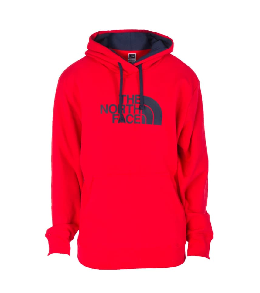 fb0e8cb47 The North Face HALF DOME PULLOVER HOODIE (Red) - AAZZW | Jimmy Jazz