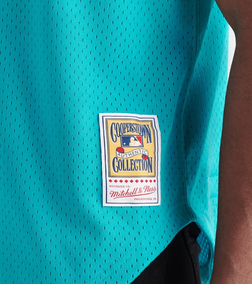 b309bb9e0b1 ... Mitchell and Ness - Button Down Shirts - Andre Dawson 1995 Marlins BP  Jersey