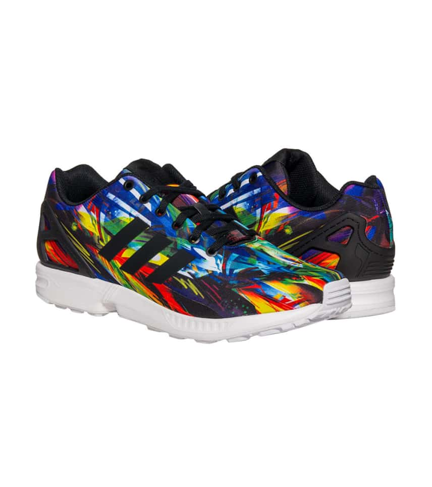 f3b3f795571a8 adidas ZX FLUX SNEAKER (Multi-color) - AF6323