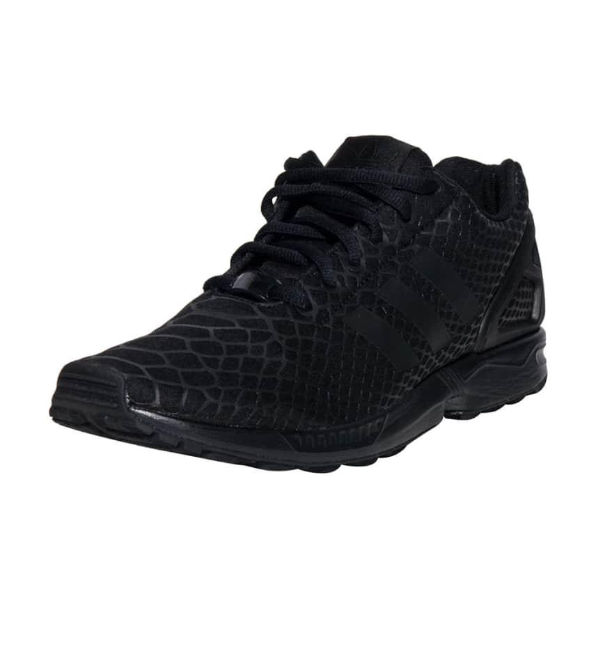 398bb5d6c404 adidas ZX FLUX TECHFIT SNEAKER (Black) - AF6388