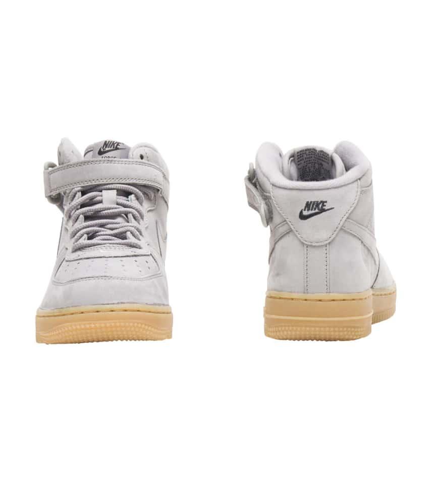 Nike AF1 Mid WB (Grey) - AH0756-002  55aea10ab