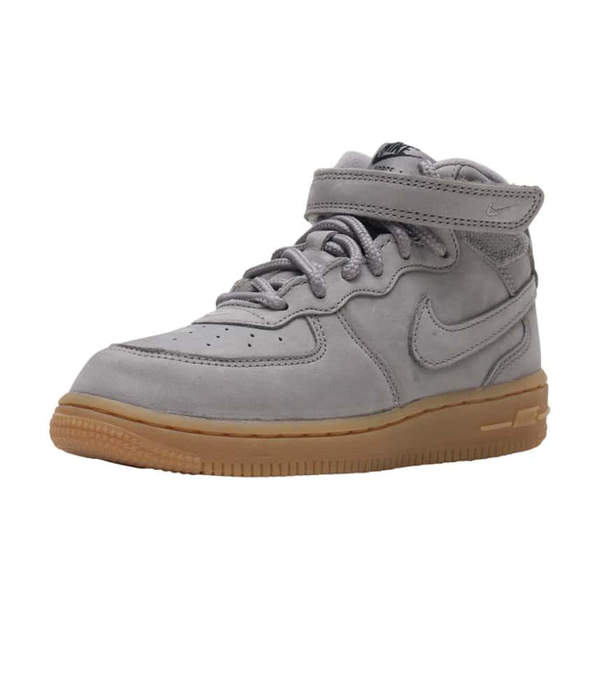 c61661a0ccea Nike AF1 Mid Wb (Grey) - AH0757-002