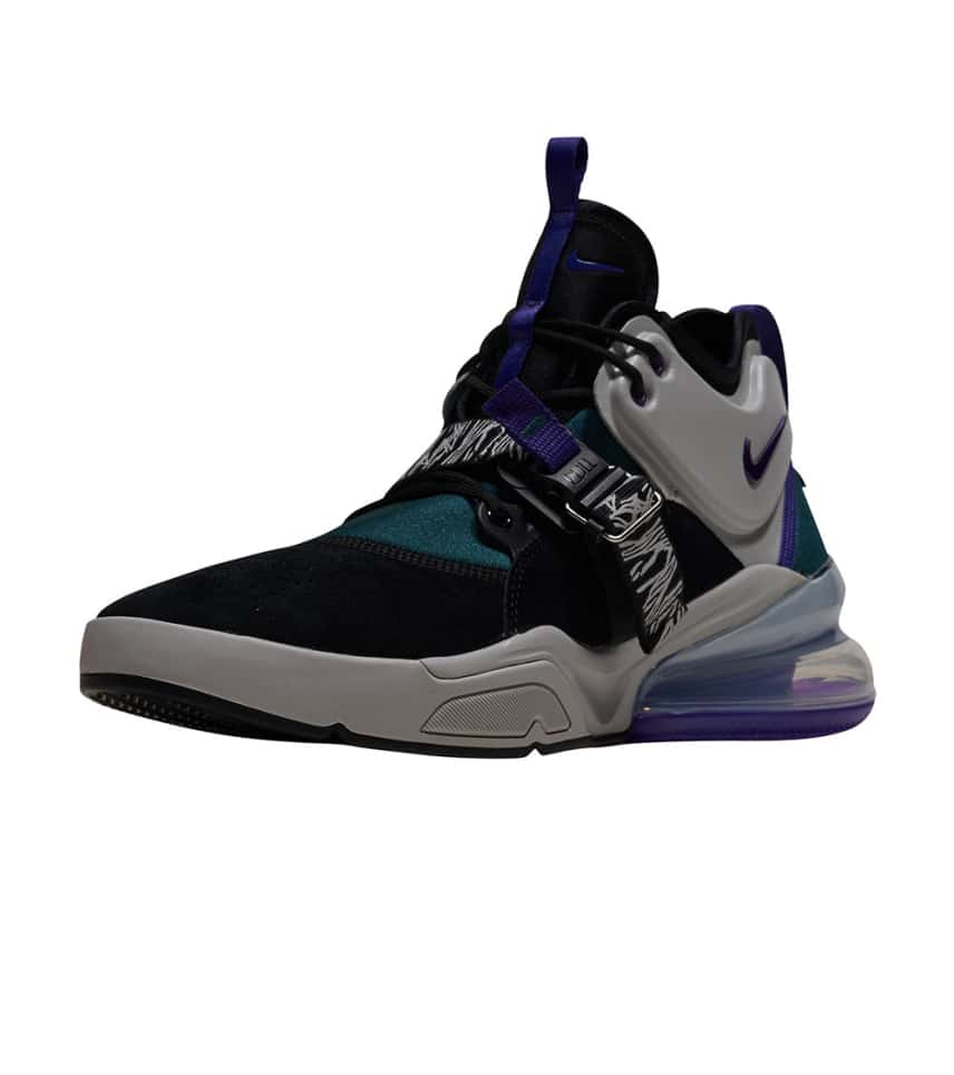 e50f9eac5710e2 Nike Air Force 270 (Black) - AH6772-005