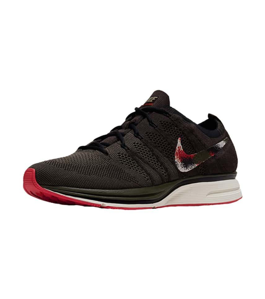 31d2026c5ac2 Nike Flyknit Trainer QS (Medium Brown) - AH8396-202