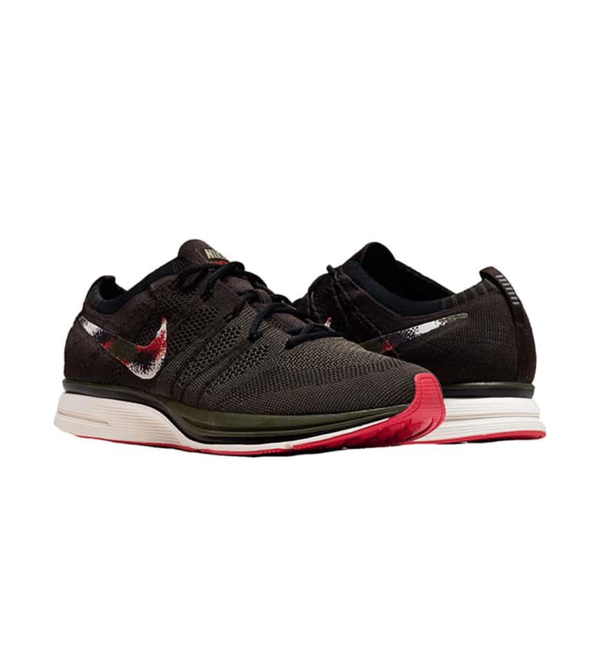 d2e372169327 Nike Flyknit Trainer QS (Medium Brown) - AH8396-202
