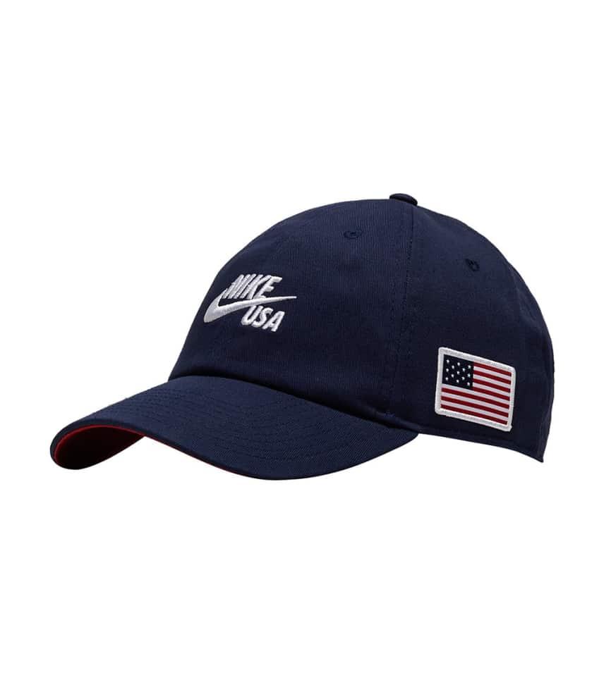 09048b70751 Nike Essentials Heritage 86 (Navy) - AH8491-451