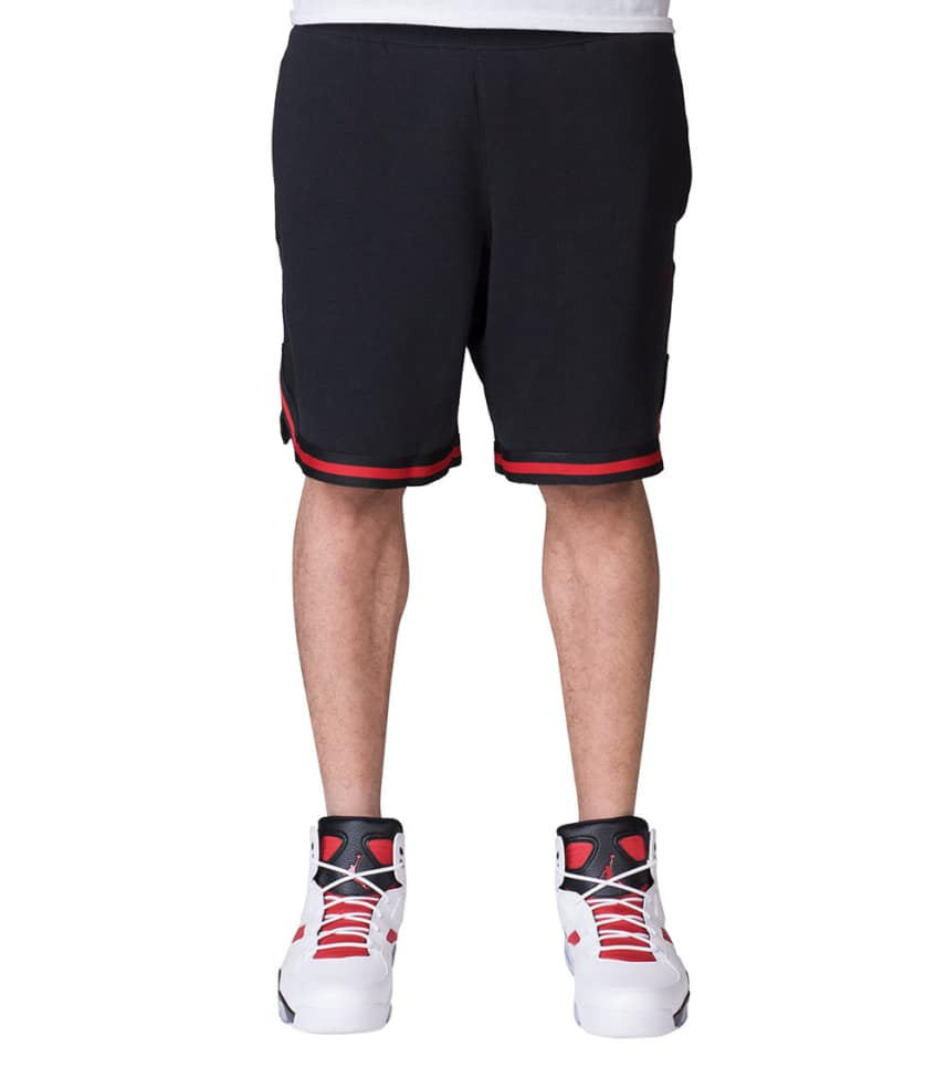 d559dcd864f5 Jordan Wings Lite 1988 Fleece Short (Black) - AJ0438-010