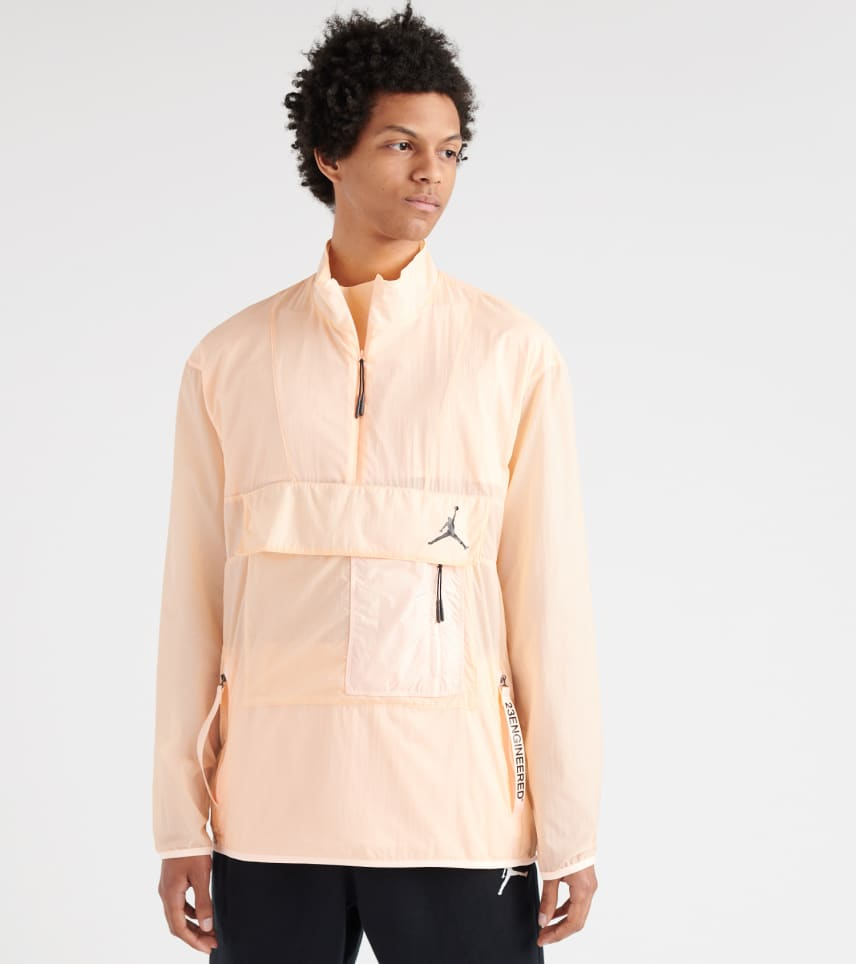 f9ae3a3206e Jordan 23 Engineered Lightweight Track Jacket (Pink) - AJ1069-814 ...