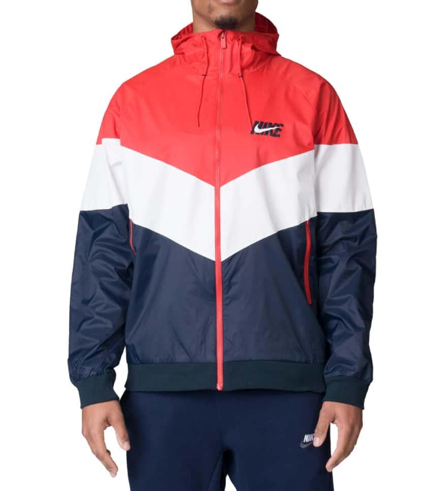5568fb03e3 Nike Windrunner Jacket (White) - AJ1396-657