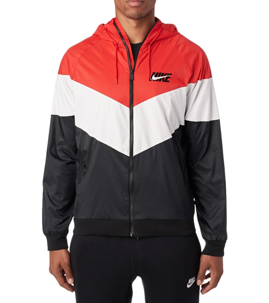 a38386c95094 Nike Graphic QS Windrunner Jacket (Red) - AJ1396-658
